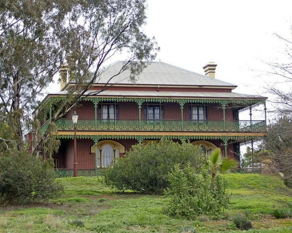 Monte Cristo Homestead in Junee, New South Wales is one of the most haunted places in Australia.