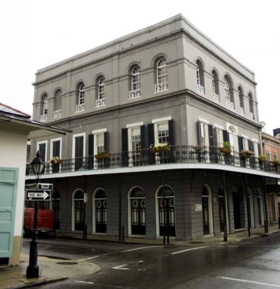 LaLaurie House and Sultan's Palace, New Orleans