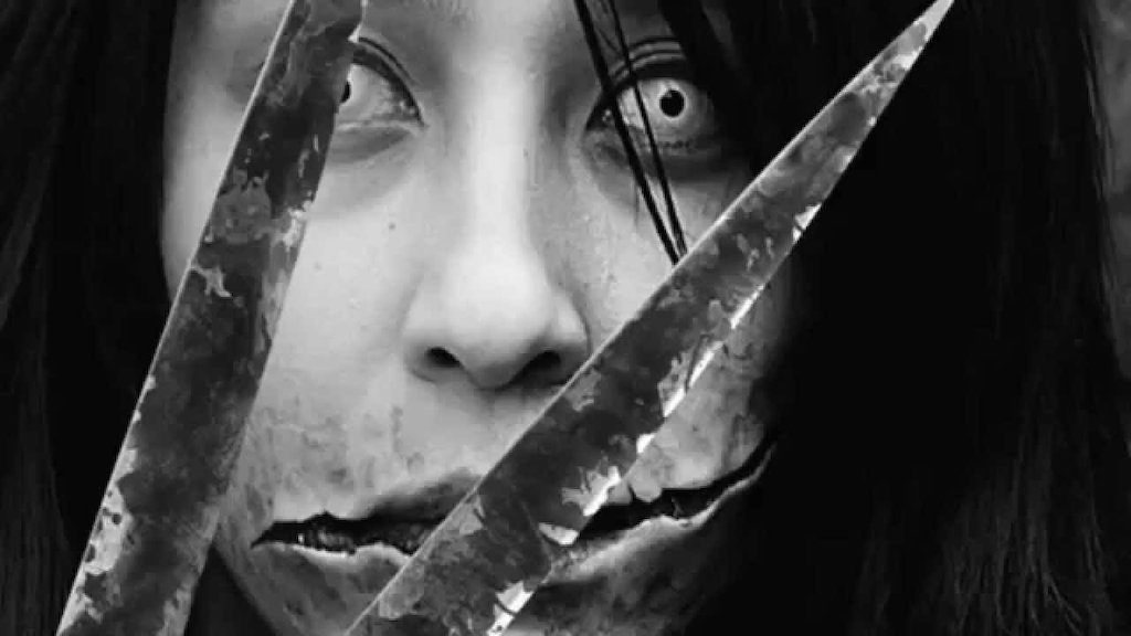 Kuchisake-Onna, the slit-mouthed woman is a horrific Japanese legend.