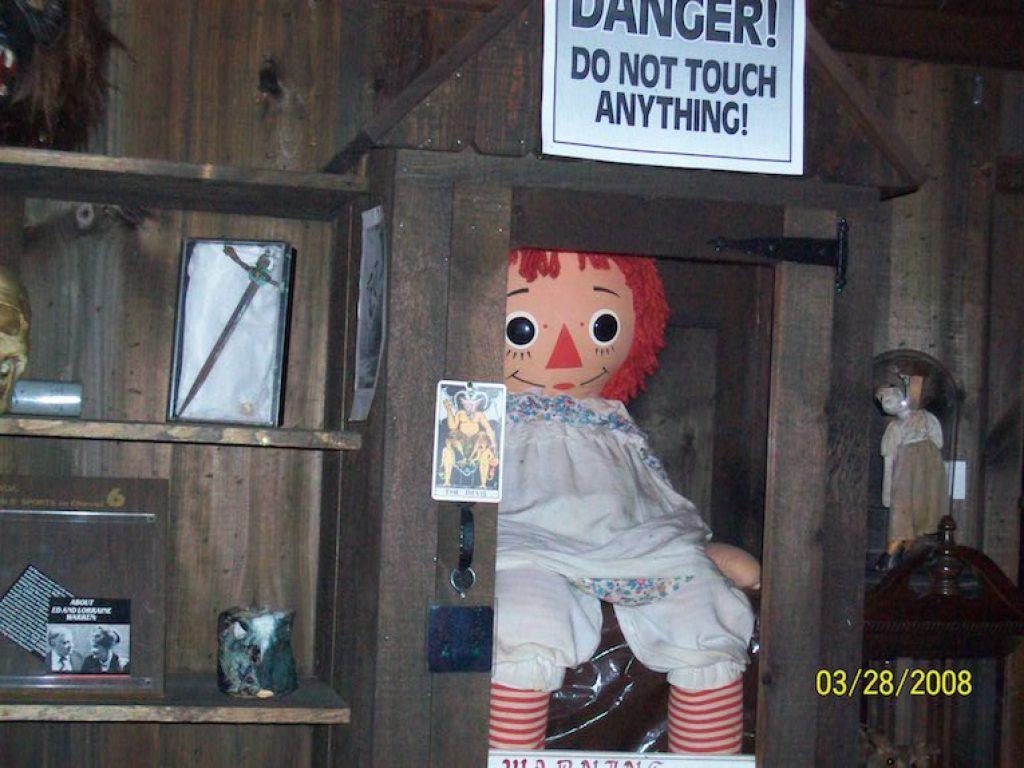The Annabelle Doll