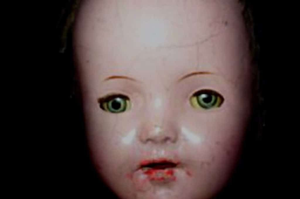 Joliet the Haunted Doll