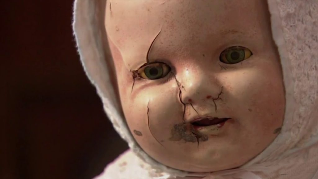 Mandy the Doll.