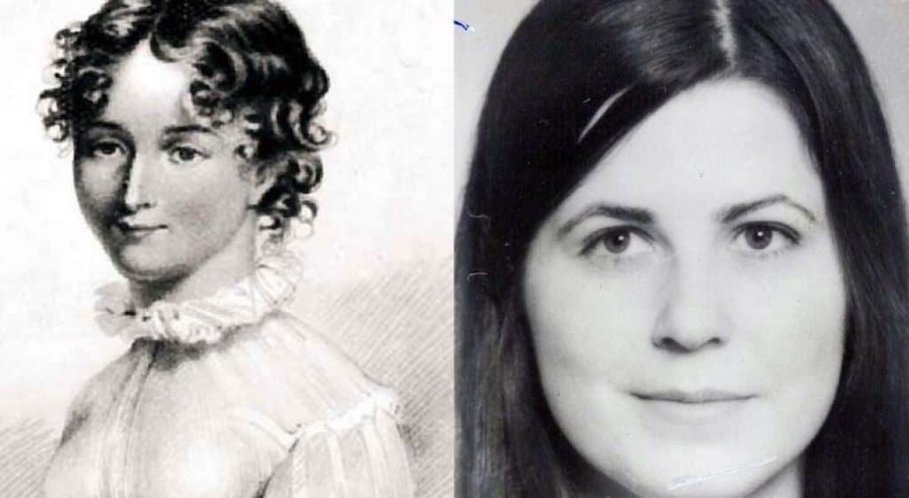 Mary Ashford and Barbara Forrest. Image credit: birminghammail.co.uk