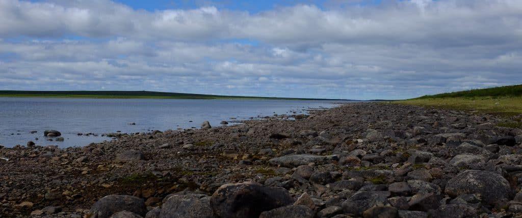 Anjikuni Lake