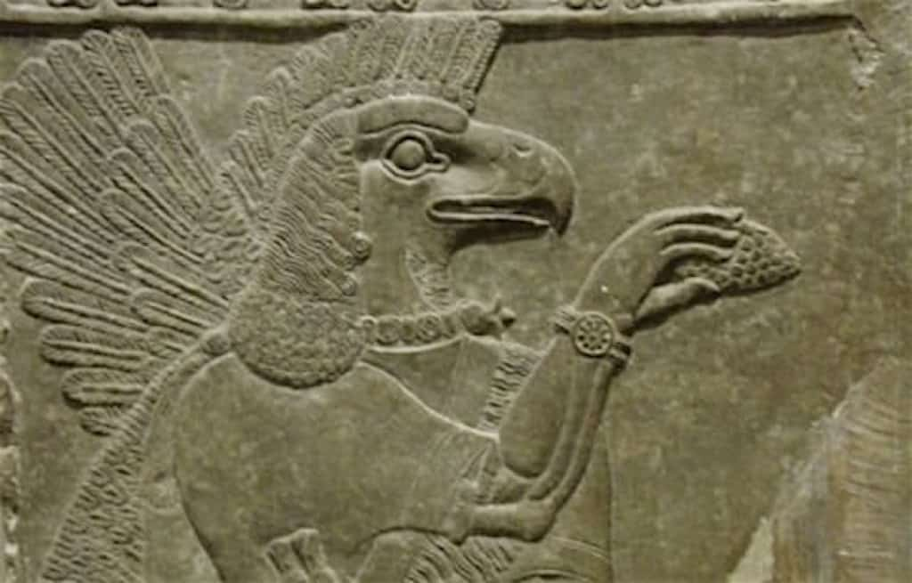 Where the Annunaki reptilian aliens?