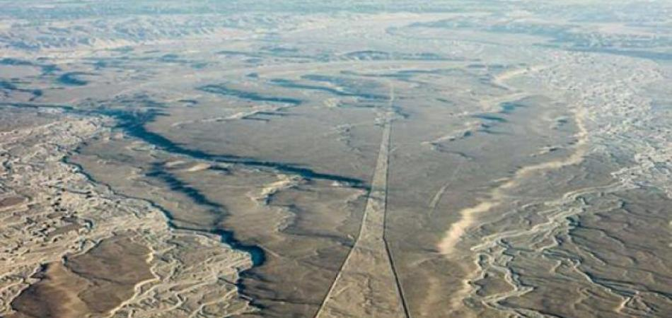 Ancient Alien evidence of a runway or did the Nazca people built these lines for some other earthly purpose.