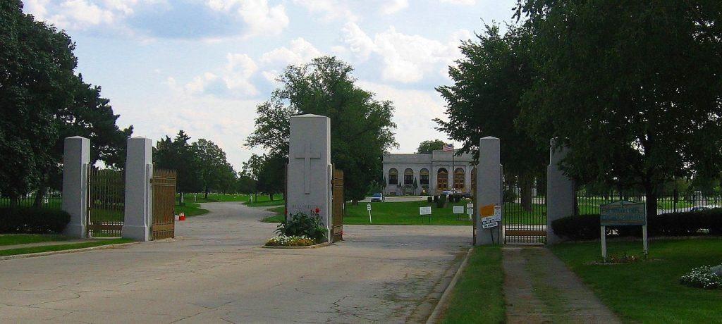 The Resurrection Cemetery. Image Credit: Mr Harman CC-BY-SA-3.0.