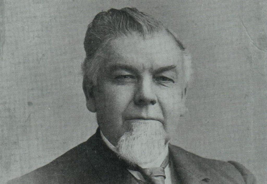 Stephen Head Farnam in 1882.