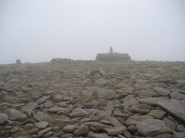 The summit of Ben Macdui. Image: Richard Webb. CC BY-SA 2.0