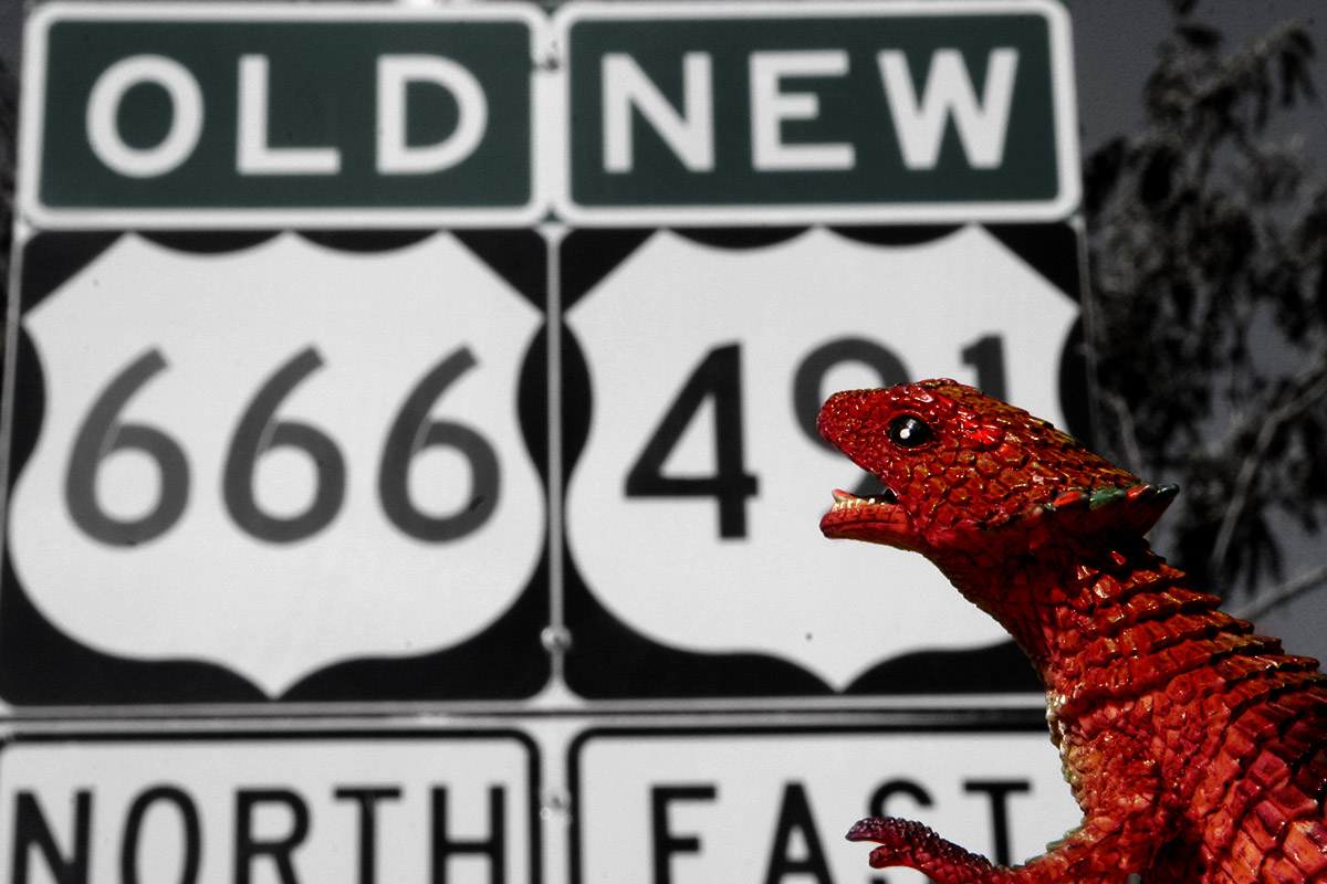 Route 666: The Devil's Highway
