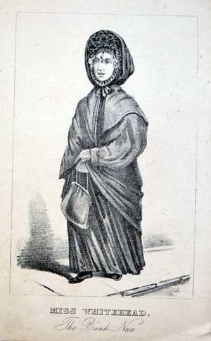 Is Sarah Whitehead the Black Nun?