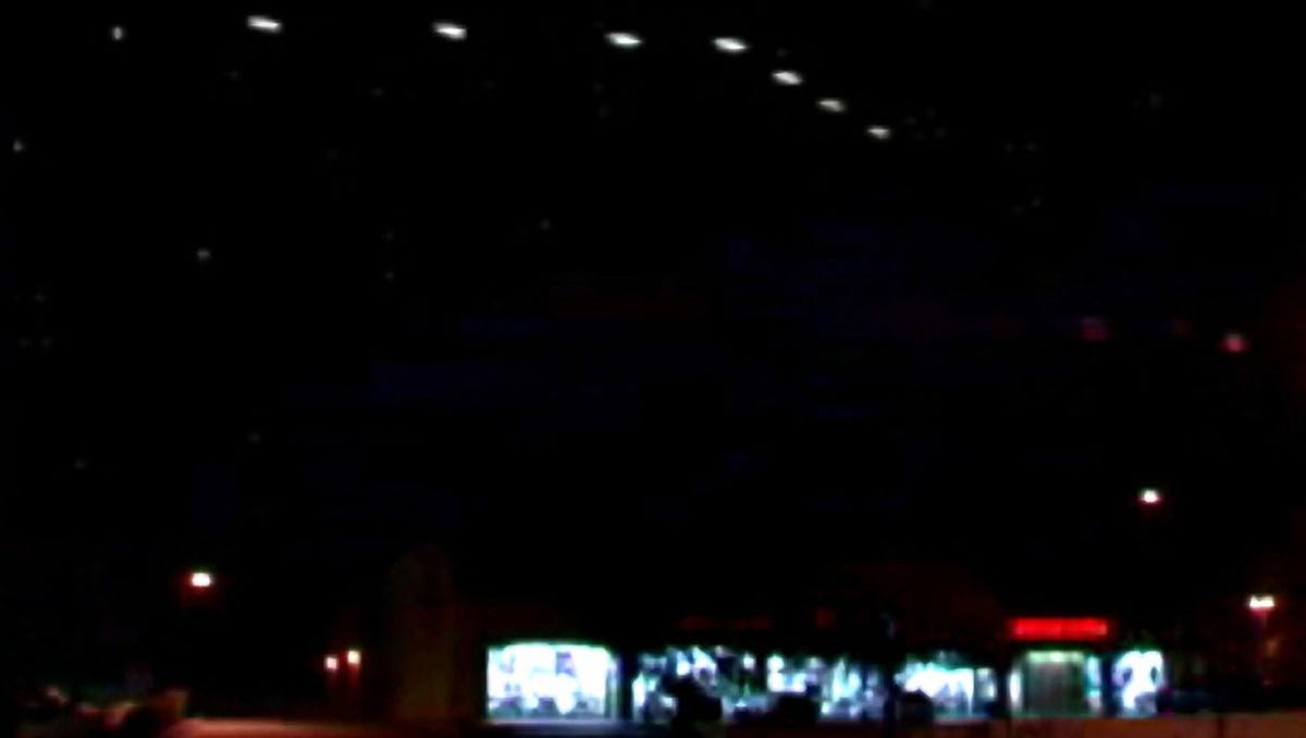 Where the Phoenix Lights visitors from outer space?