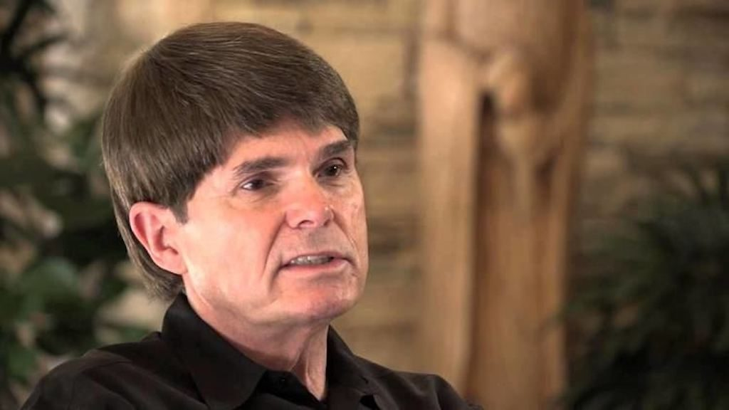 Author Dean Koontz believes he received a call from his deceased mother.