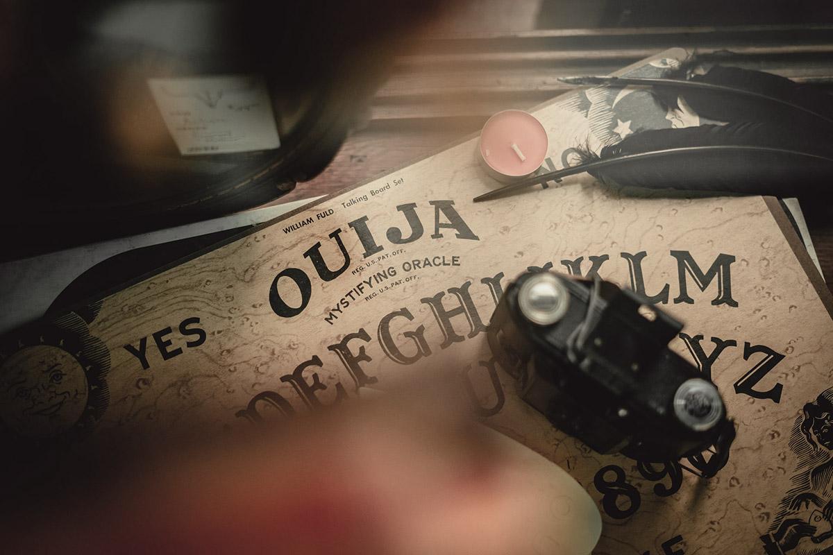 history ouija board