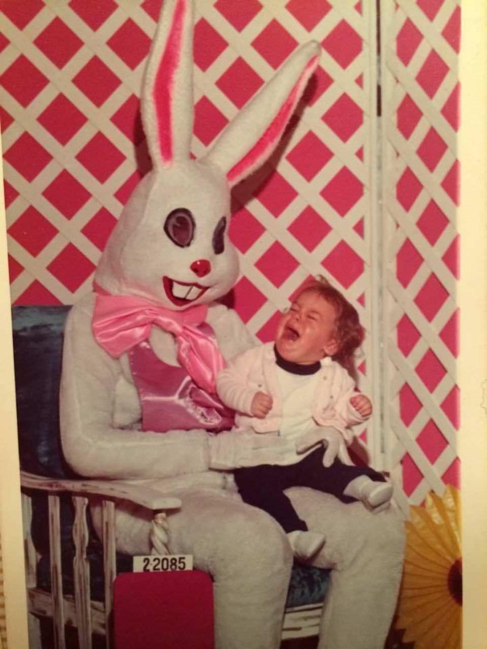 creepy easter bunny serial killer