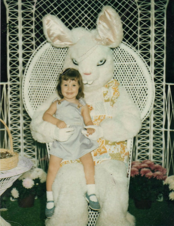 sinister easter bunny