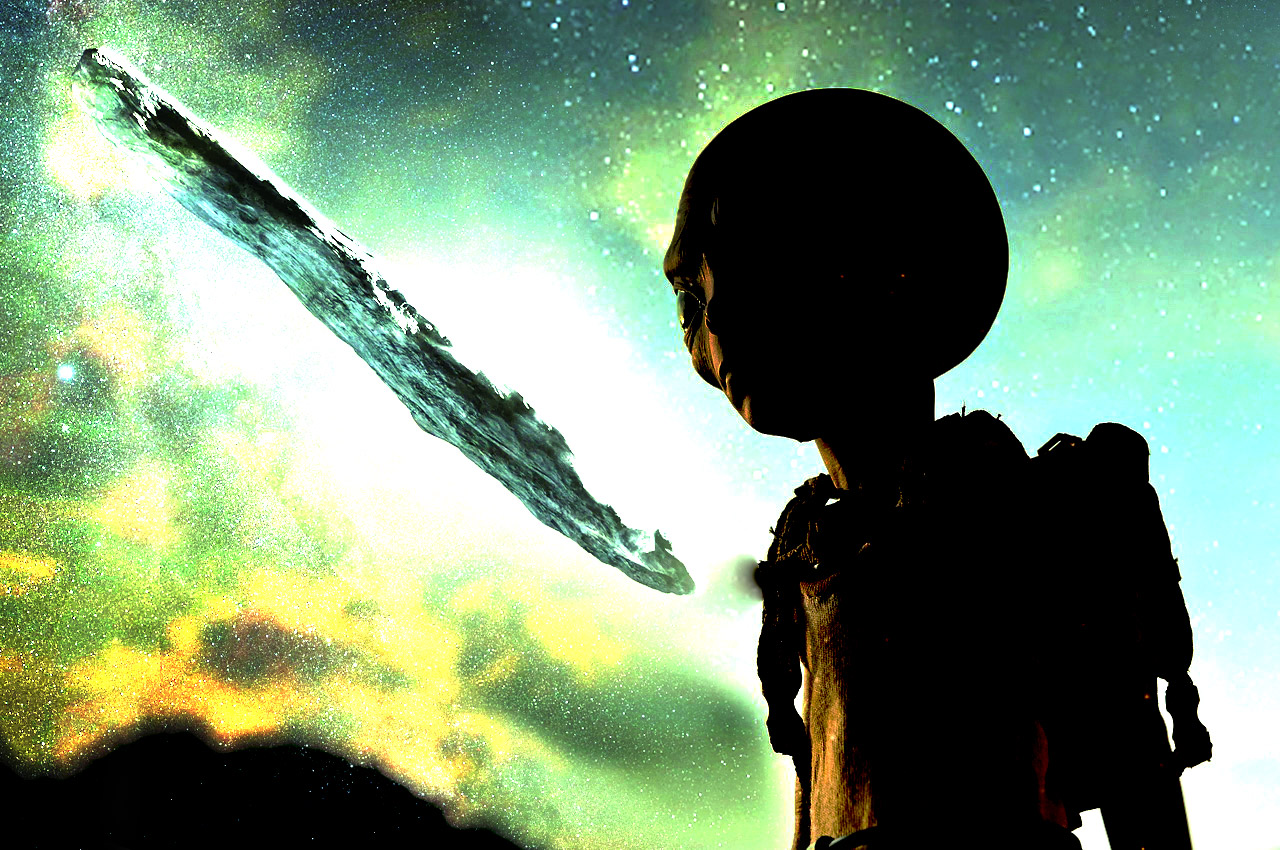 Scientist Claims Aliens Have Already Listen to Us