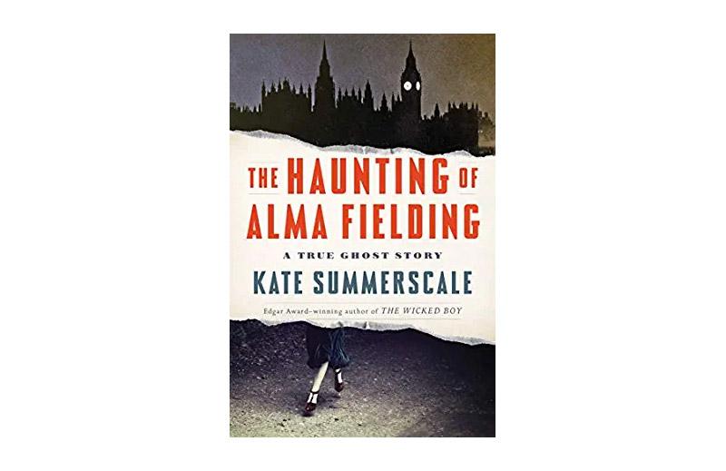 haunting of alma fielding