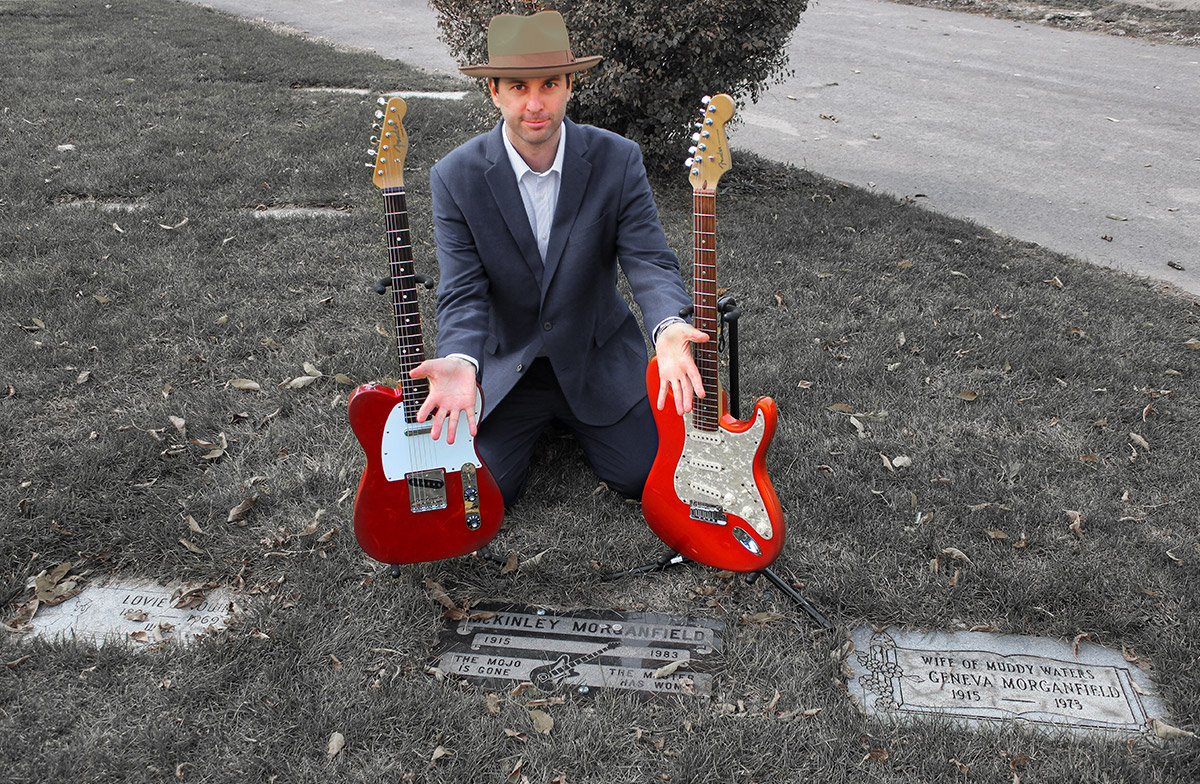 Brant Buckley's New Album Channels the Spirit of Blues Pioneers