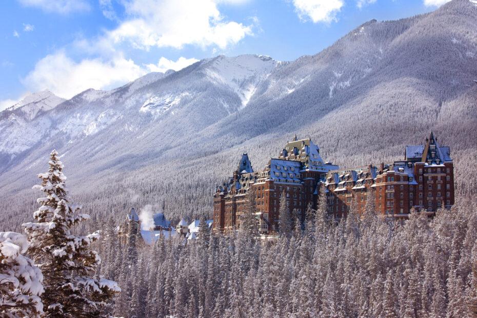 Haunted Banff Springs Hotel