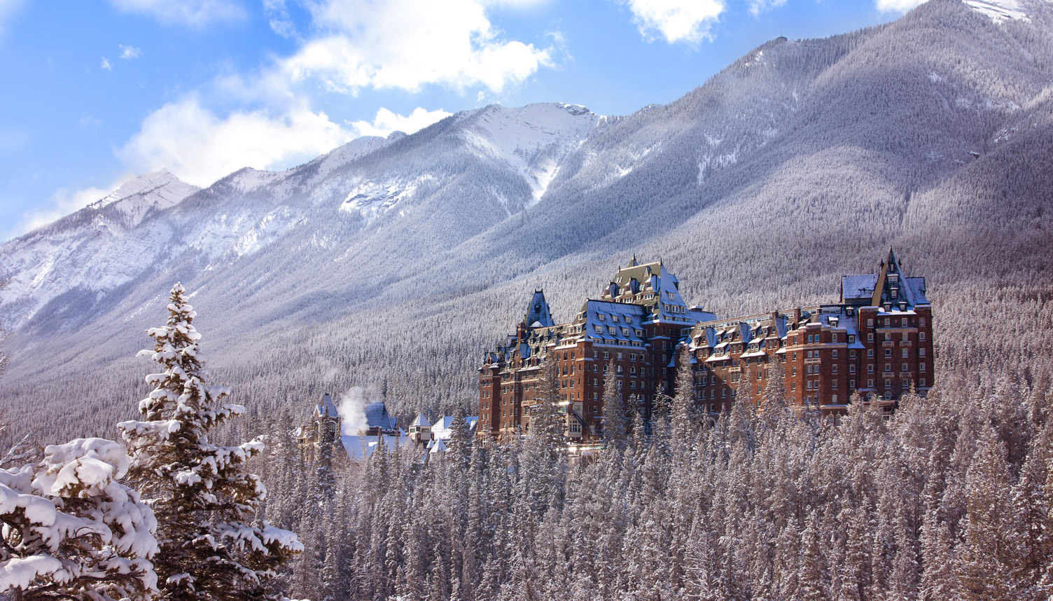 The Ghosts of Banff Springs Hotel