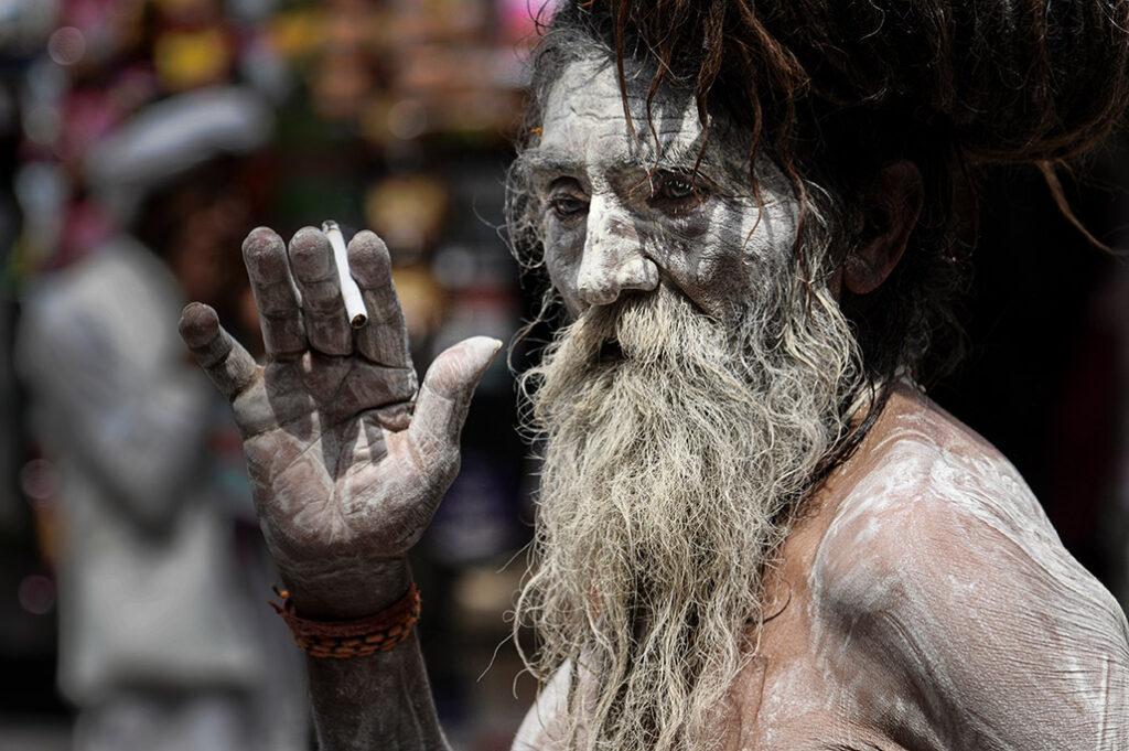 bizarre rituals of the Aghoris