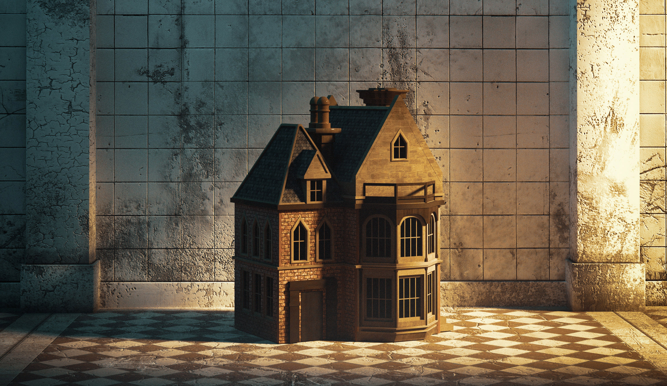 5 Haunted House Stories to Read Right Now