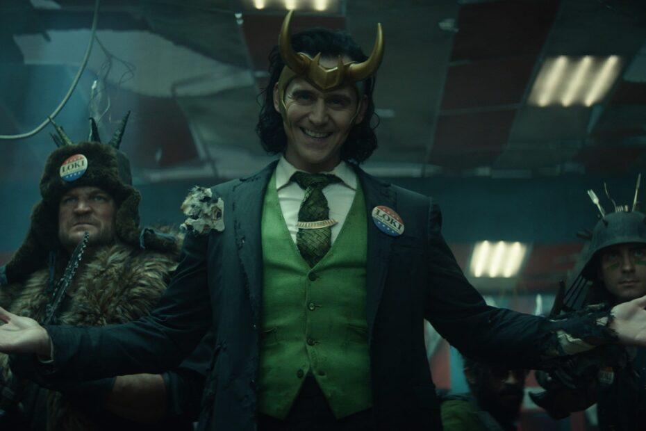 Loki (Tom Hiddleston) in Marvel Studios' LOKI exclusively on Disney+. Photo courtesy of Marvel Studios. ©Marvel Studios 2020. All Rights Reserved.