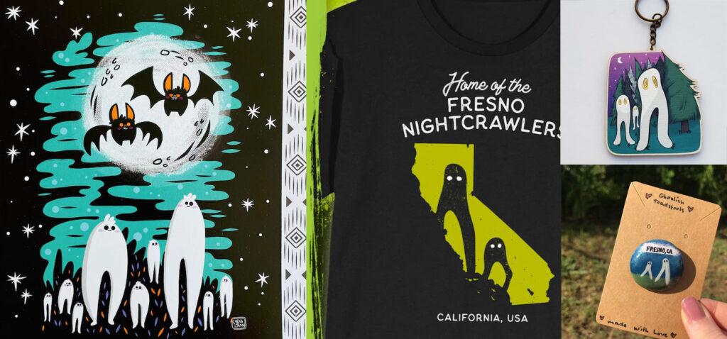 Nightcrawler Fresno Shirt